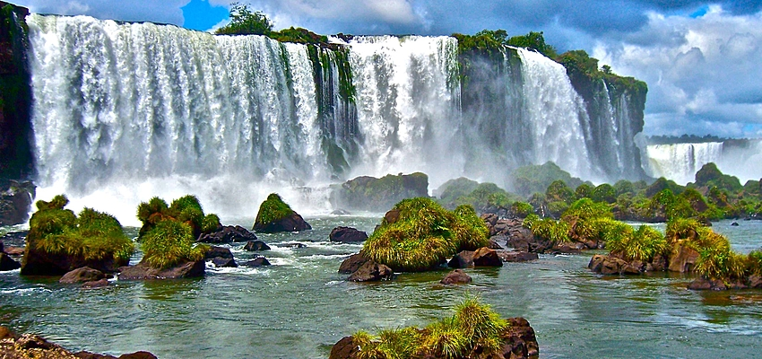 Cataratas del Igazú