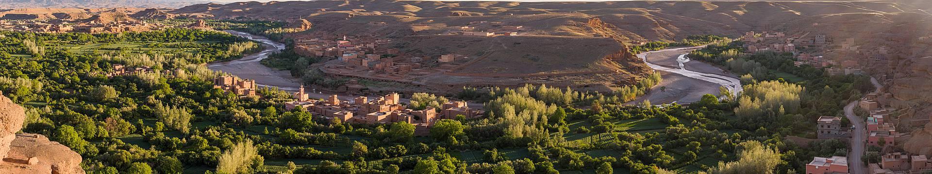 Individualreisen Marokko