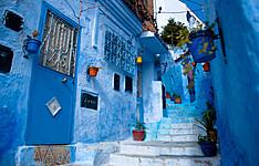Maroc Indigo, voyage méditerranéen