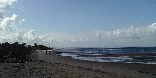 Les plages d'Itaparica