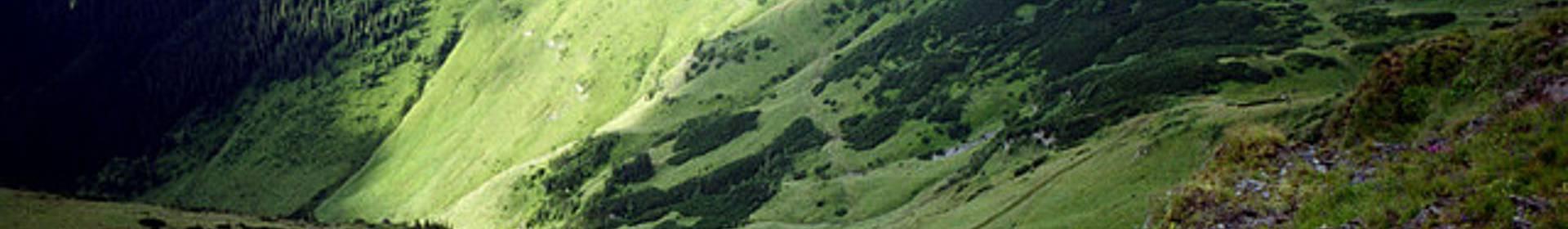Les Montagnes de Gutai