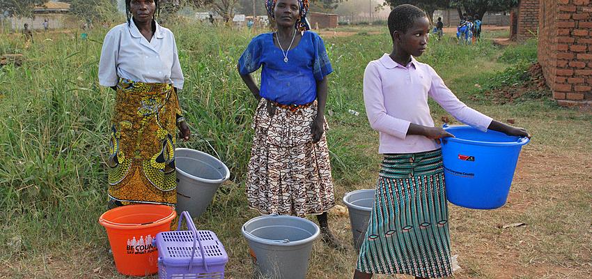 Femmes en Ouganda