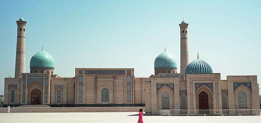 En Uzbekistán