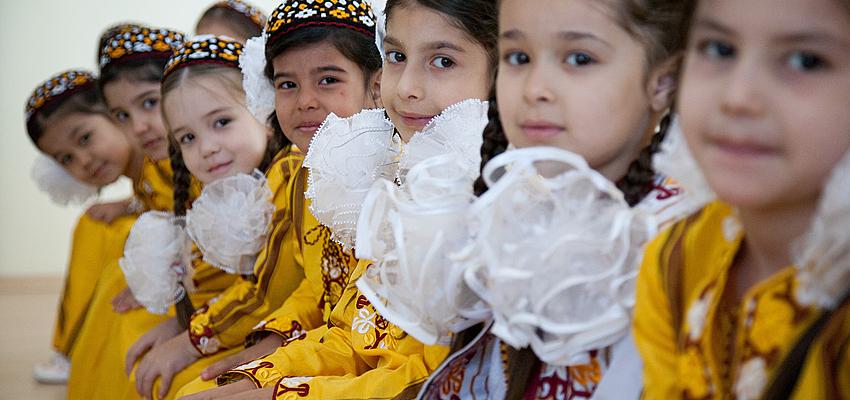 En Turkmenistán