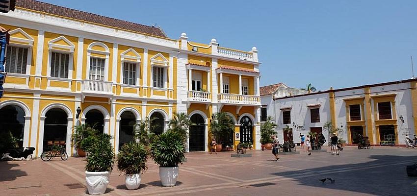 Encanto y romanticismo asegurados en Cartagena