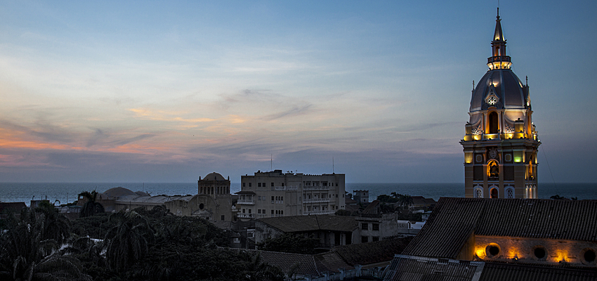 Tutte le tipologie immaginabili di hotel a Cartagena