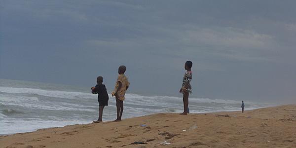 La plage de Sémé