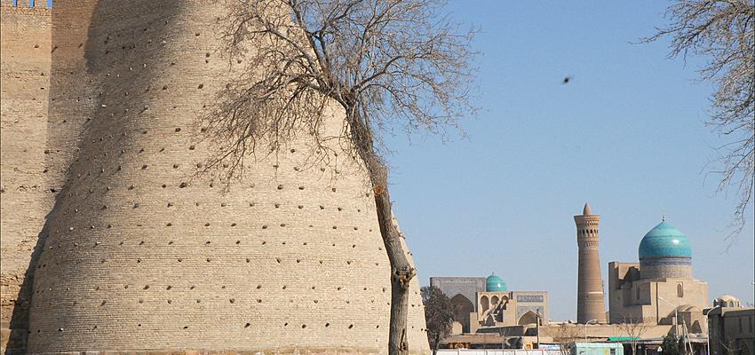 Citadelle de Boukhara