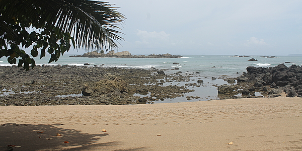 Accès par San Pedrillo, côté Bahia Drake