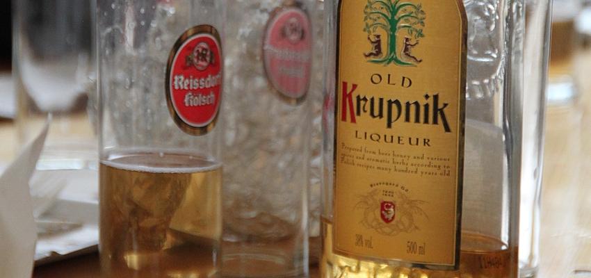 Le Krupnik : les amateurs d'alcool apprécieront