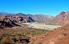 Les vallées Calchaquies, des terres chargées d\'histoires
