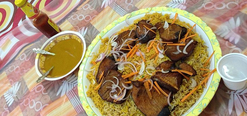 Plat traditionnel omanais