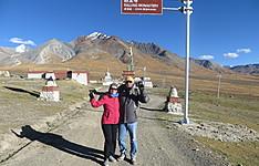 Trekking, du lac Yamdrok au Camp de Base de l\'Everest