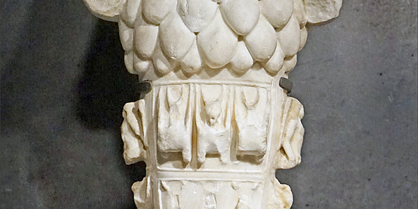 Fragment of a statue of Artemis of Ephesus