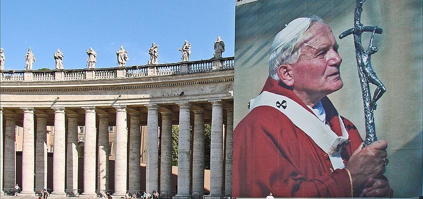 Juan Pablo II fue el primer papa polaco en 1978