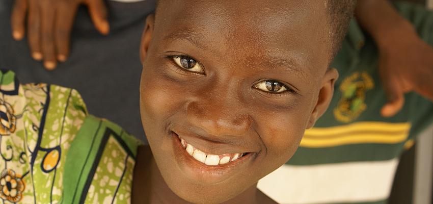 Jeune Togolais