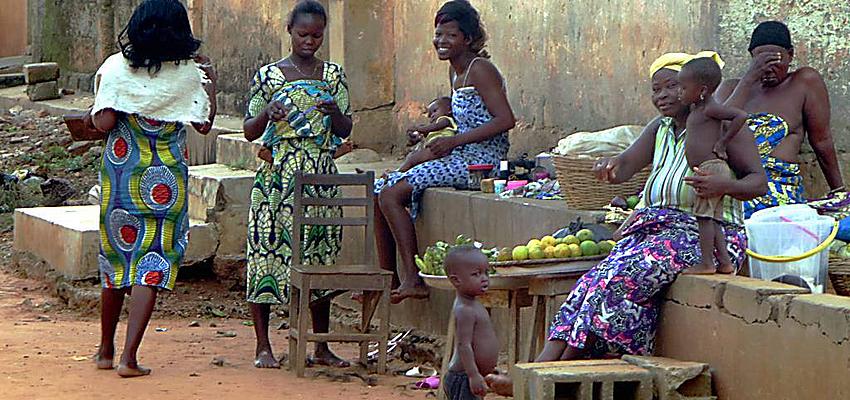 Vie quotidienne au Bénin