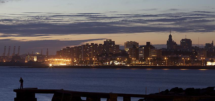 Les Uruguayens vivent principalement en ville