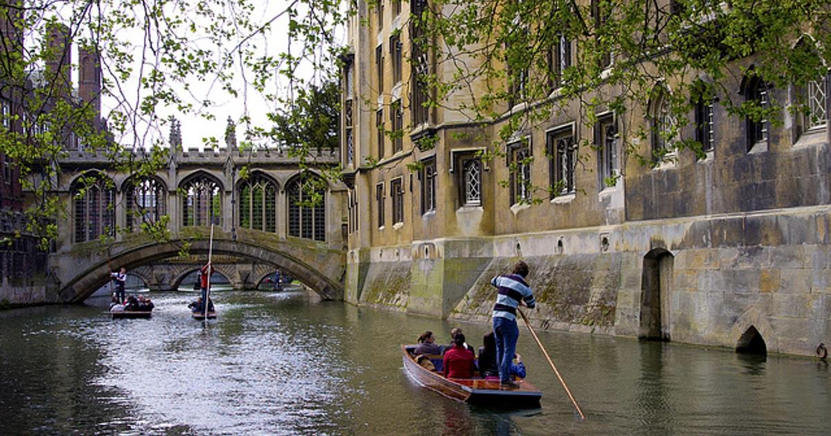 Oxford Cambridge datant