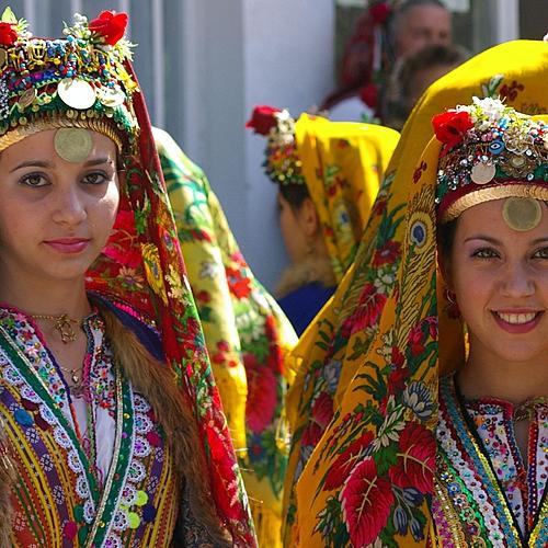 Promenade au Pays de la Rose - Sofia -