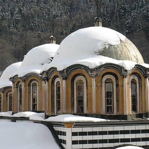 Sur la route des monastères bulgares - Sofia -