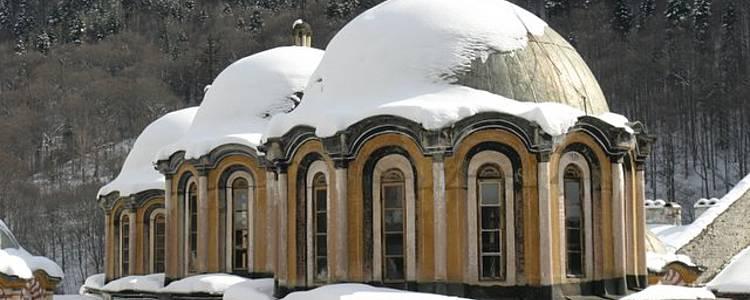 Sur la route des monastères bulgares