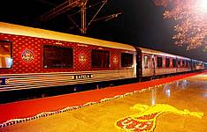 A bord du Maharaja Express, voyage en train d\'exception