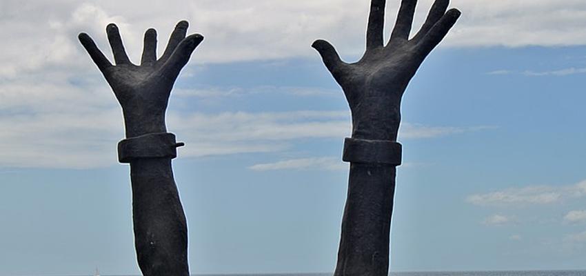 Abolition de l'esclavage aux Antilles