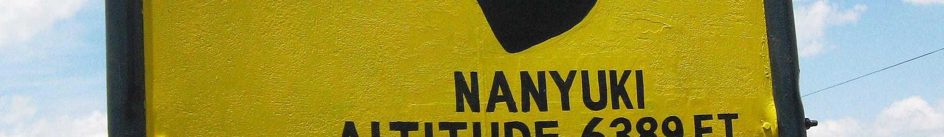 Nanyuki