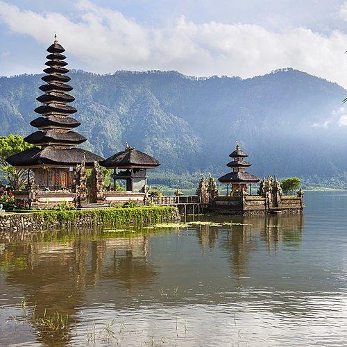 Routes Balinaises, villages, rizières et plages -