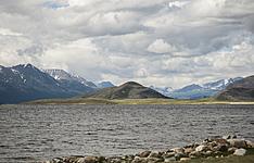 Randonnée dans l\'Altaï