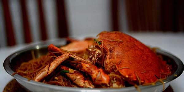 Le Chilli Crab de Singapour