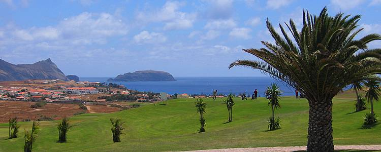 Île aux mille couleurs extension Porto Santo