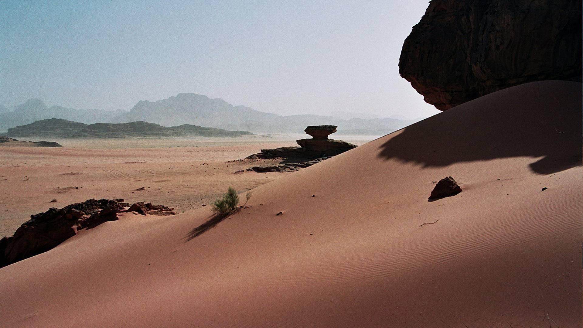 Petra e trekking nella natura