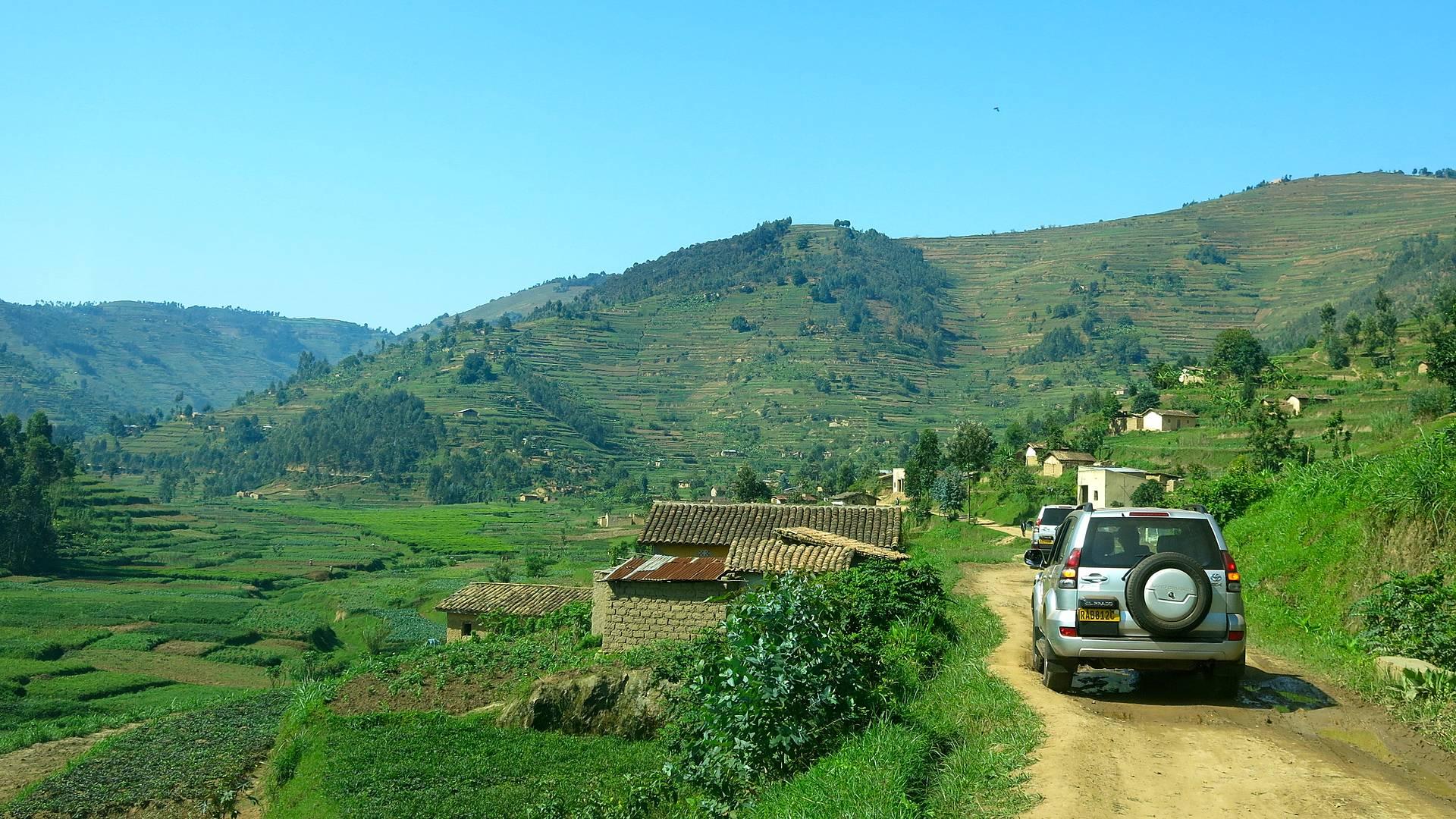 Grandeur Rwanda-version charme