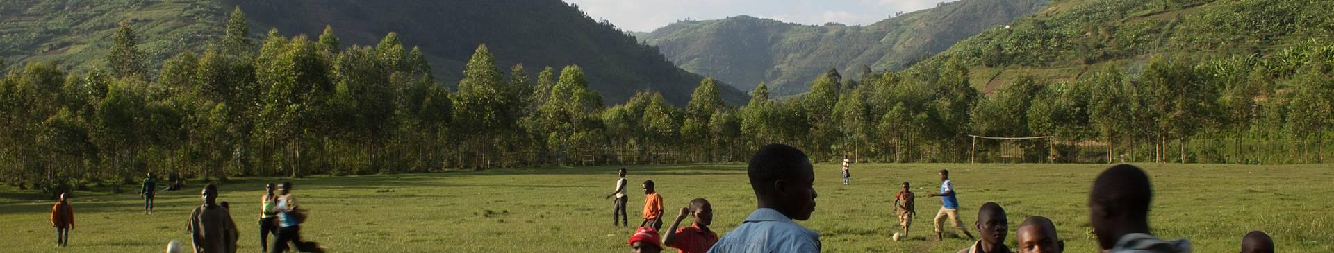 Ruanda im Juli