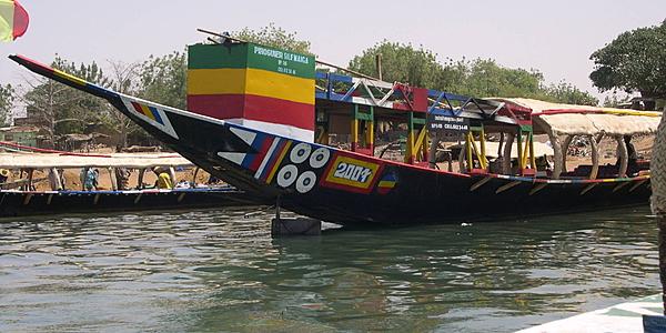 Naviguer sur le Niger