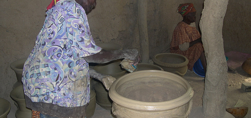 La poterie au Mali