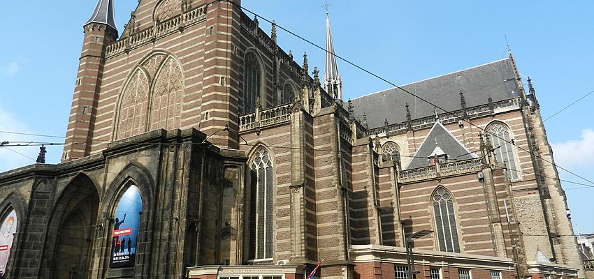 Eglise à Amsterdam