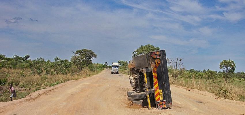 Les dangers de la route en Zambie
