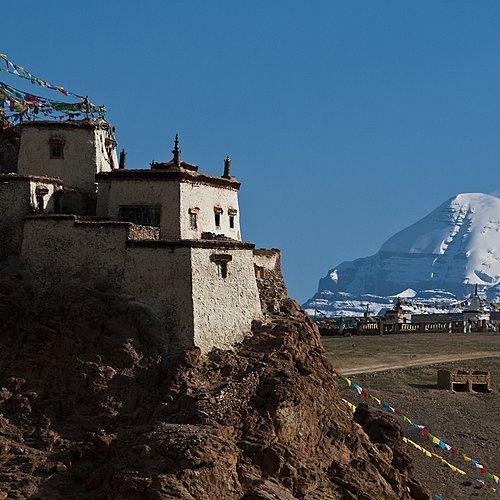 De Lhassa au Mont Kailash, au royaume de Guge - Katmandou -