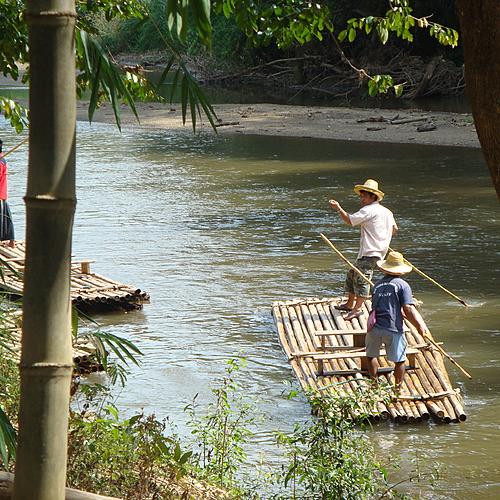Bangkok, la rivière Kwaï et le Triangle d'or - Bangkok -