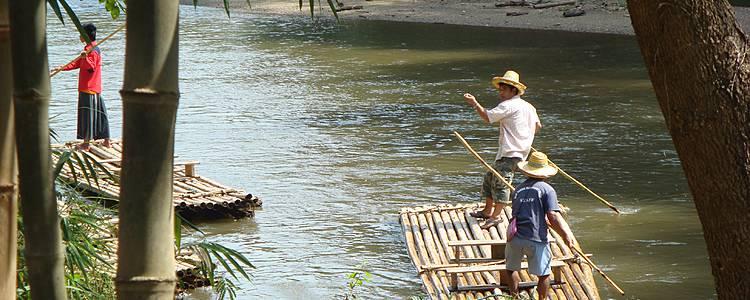 Bangkok, la rivière Kwaï et le Triangle d'or