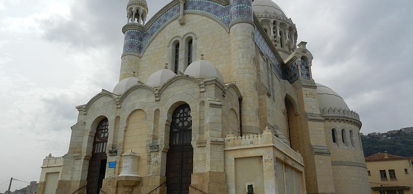 Notre-Dame-d'Afrique à Alger