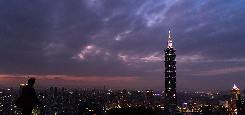 A Taïwan