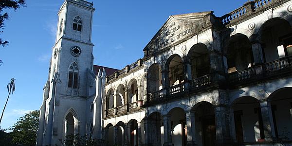 La cathédrale de Beira