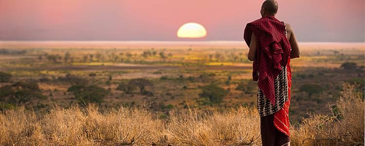 Von der Masai Mara zum Indischen Ozean