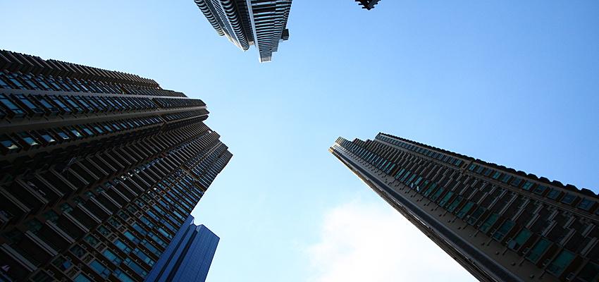 Buildings de Hong Kong
