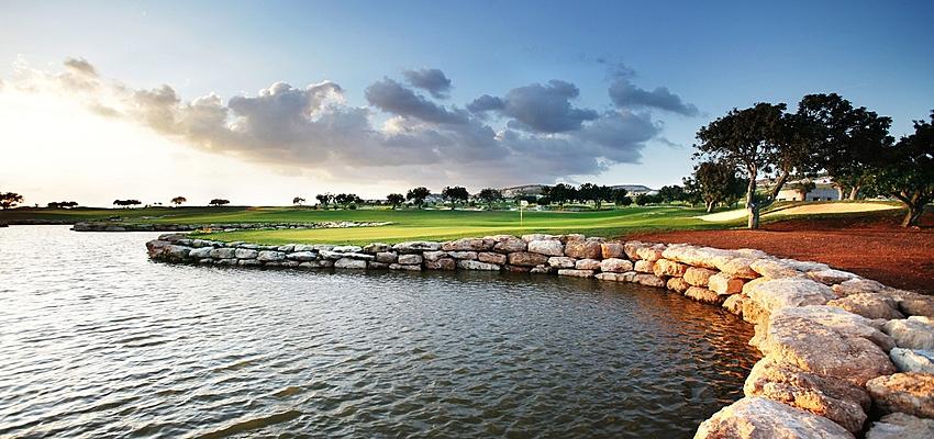 Golf de luxe à Chypre