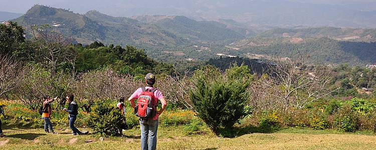 Tour Nord-Est - Nan et Mekhong - entre montagnes et campagne